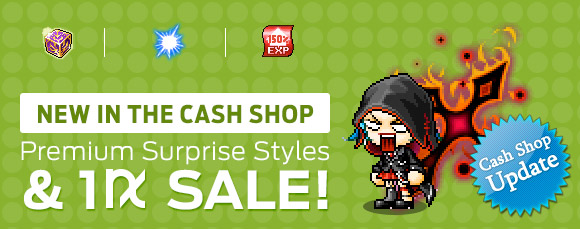 maplestory-cash-shop-sale