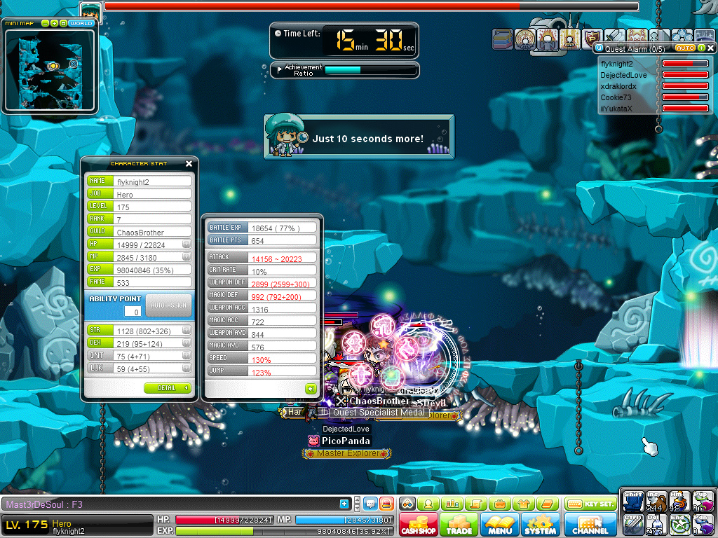 maplestory-mesos-maplestory-weapon-attack