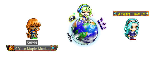 maplestory-9th-Achievements