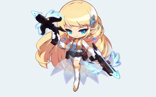 mercedes class in hunting maplestory mesos