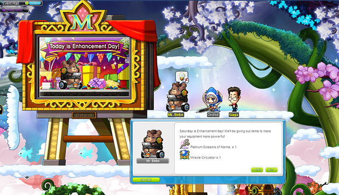 MapleStory Mesos – Maplehood Watch