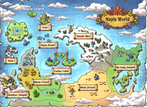 MapleStory Mesos – Vast World